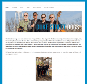 Duke Street Dogs