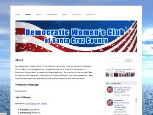 Democratic Women's Club of Santa Cruz County