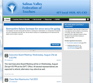 Salinas Valley Federation of Teachers