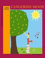 Tangerine Moon magazine cover, summer 2012