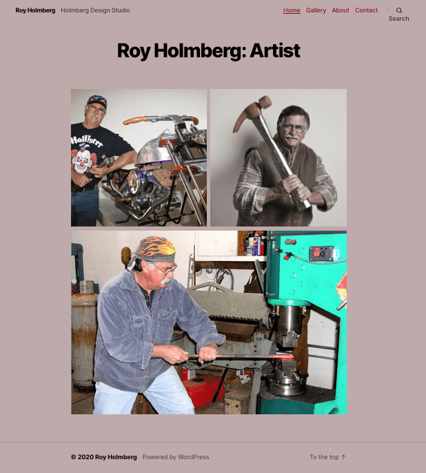 Roy Homberg Studio